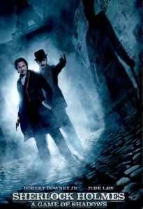 Sherlock Holmes Jogo de Sombras