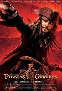 Piratas das Caraibas nos Confins do Mundo