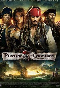 Piratas das Caraibas por Estranhas Mares