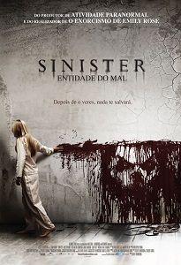 Sinister - Entidade do Mal