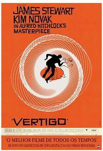 VERTIGO - A MULHER QUE VIVEU DUAS VEZES