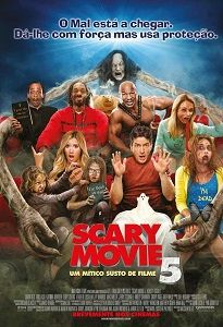 SCARY MOVIE 5 - UM MÍTICO SUSTO DE FILME