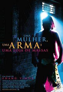 UMA MULHER, UMA ARMA E UMA LOJA DE MASSAS