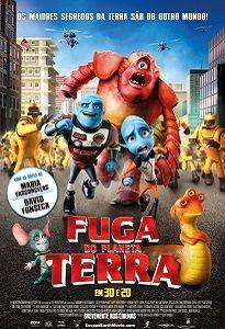 FUGA DO PLANETA TERRA