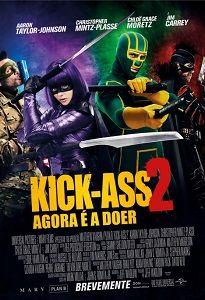 KICK ASS 2: AGORA É A DOER