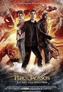 Percy Jackson e o Mar dos Monstros