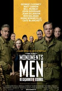 The Monuments Men - Os Cacadores de Tesouros