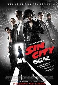 SIN CITY - MULHER FATAL