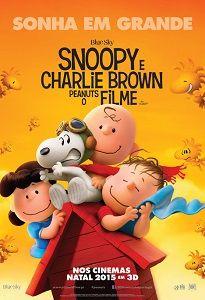 SNOOPY E CHARLIE BROWN - PEANUTS: O FILME