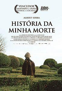 HISTÓRIA DA MINHA MORTE