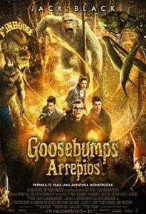 GOOSEBUMPS - ARREPIOS