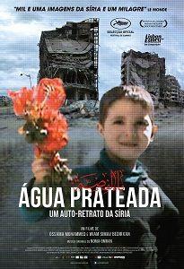 ÁGUA PRATEADA - UM AUTO RETRATO DA SÍRIA