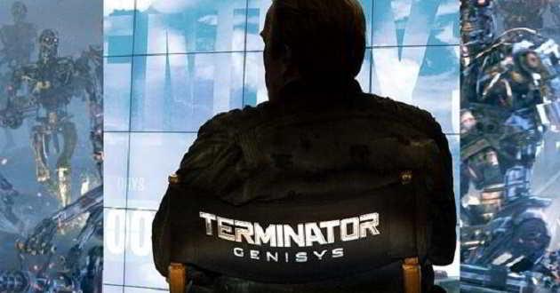 Divulgadas as primeiras imagens do filme 'Terminator - Genisys