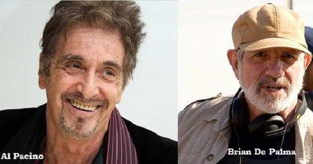'Retribution': Brian de Palma e Al Pacino juntos no novo thriller