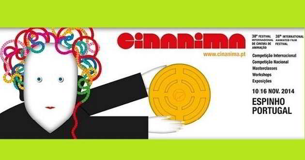 CINANIMA: Festival de cinema de animação de 10 a 16 de novembro