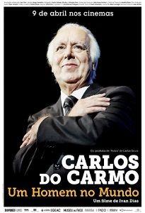 CARLOS DO CARMO: UM HOMEM NO MUNDO