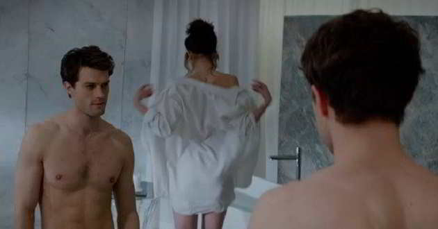 Veja o novo trailer legendado de 'As Cinquenta Sombras de Grey'