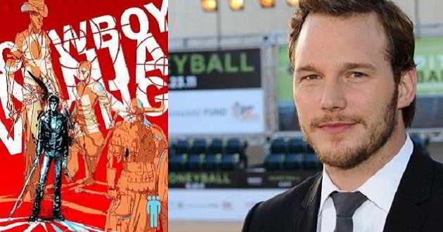 Chris Pratt será o protagonista de 'Cowboy Ninja Viking'