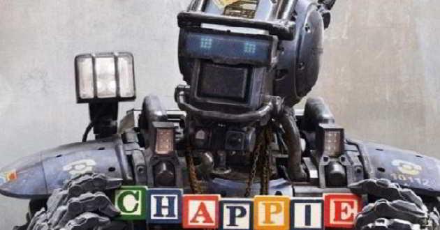 Veja o primeiro poster de Chappie, filme de Neil Blomkamp