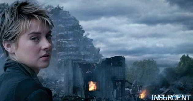 Veja o primeiro teaser trailer de 'Insurgente'