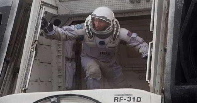 'Interstellar' foi o filme mais visto da semana de 6 a 12 de novembro