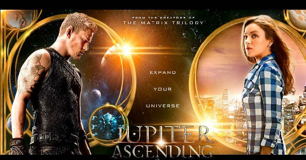 Sexto trailer legendado em português de 'A Ascensão de Júpiter'
