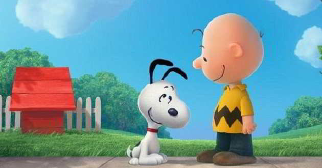 Novas imagens de 'Peanuts: Snoopy & Charlie Brown - O Filme'