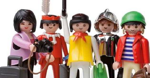 Filme dos brinquedos da Playmobil chega aos cinemas em 2017
