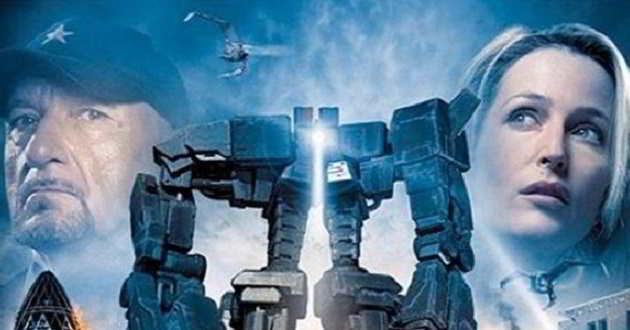 Trailer e poster de 'Robot Overlords', um sucedâneo britânico de 'Transformers'