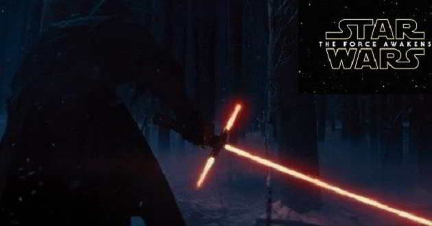 Divulgado o teaser trailer de 'Star Wars: The Force Awakens'