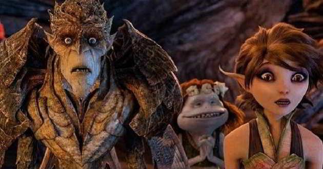 'Strange Magic' animação da Lucasfilm chega aos cinemas em janeiro de 2015