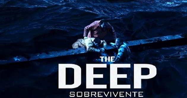 Trailer e imagens do filme 'The Deep - Sobrevivente'