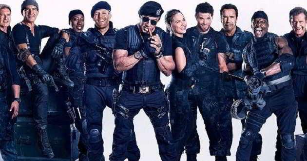 'Os Mercenários 4': Stallone afirma que vai haver mais violência