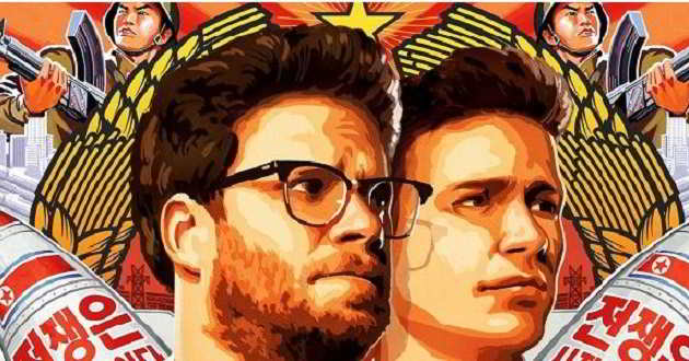 James Franco e Seth Rogen no trailer final de 'Uma Entrevista de Loucos'