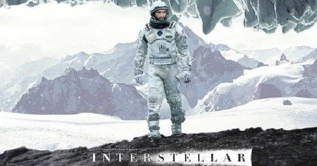'Interstellar' voltou a ser o filme mais visto da semana