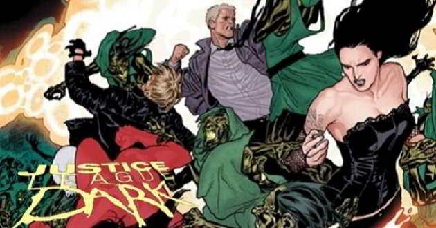 Adaptação da DC Comics 'Justice League: Dark' entregue à Warner Bros.