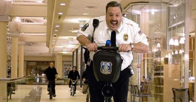 Sony lança o primeiro trailer de 'O Segurança do Shopping 2'