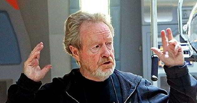 Ridley Scott pretende inserir nova forma de alien no filme 'Prometheus 2'