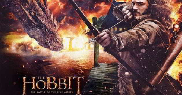 Trailer final de 'O Hobbit: A Batalha dos Cinco Exércitos'