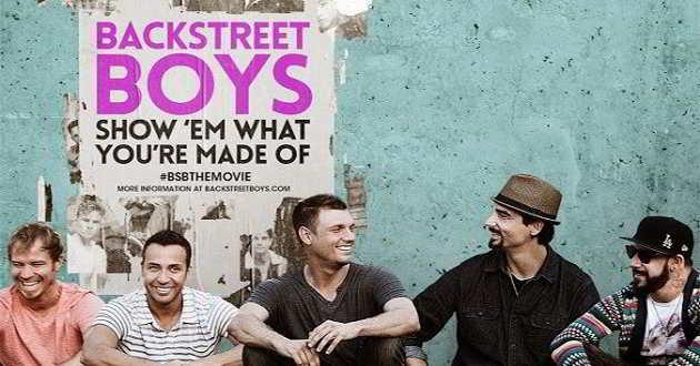 Primeiro trailer do documentário sobre a famosa boy band Backstreet Boys