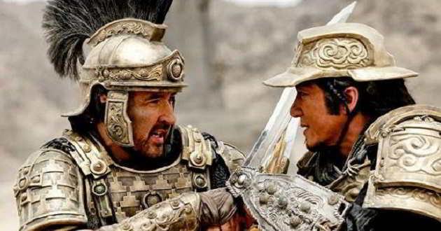 'Dragon Blade': Primeiro trailer e imagens do filme épico chinês
