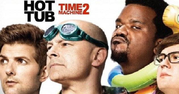 'Hot Tub Time Machine 2': Veja o primeiro trailer e poster