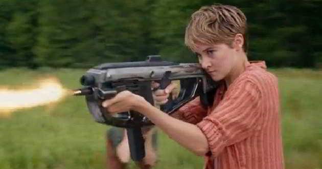 Divulgado o novo trailer do filme 'Insurgente'