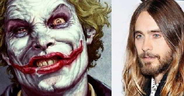 'Suicide Squad': Warner Bros. confirma Jared Leto como Joker