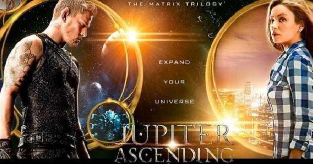 Pósteres individuais de personagens de 'A Ascensão de Júpiter'