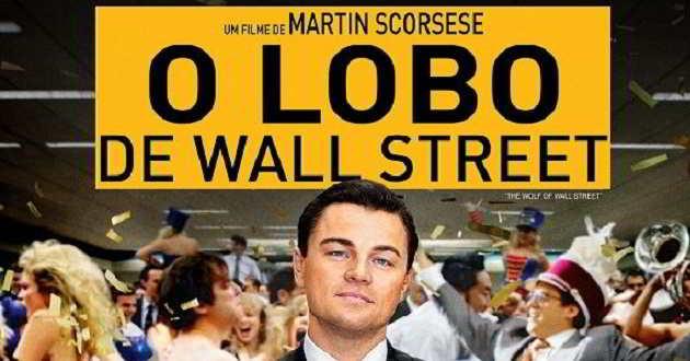 E o filme mais pirateado em 2014 é... 'O Lobo de Wall Street'