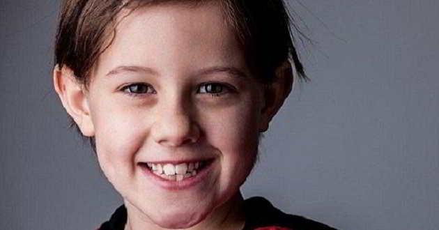 Ruby Barnhill de dez anos é a escolhida por Spielberg para 'The BFG'