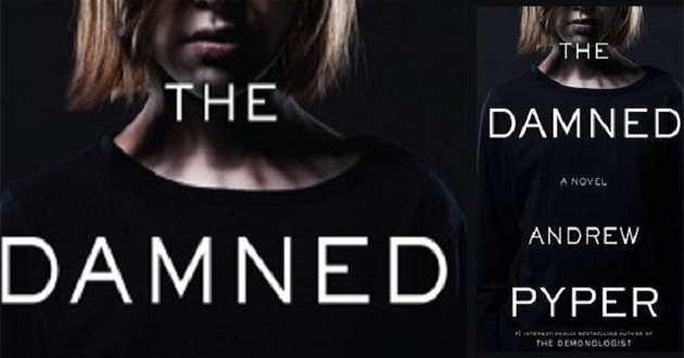 Legendary comprou os direitos de adaptação do livro 'The Damned'