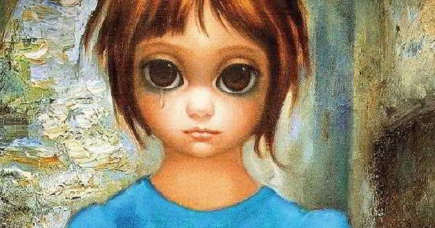 Novo poster internacional para o filme 'Olhos Grandes - Big Eyes'