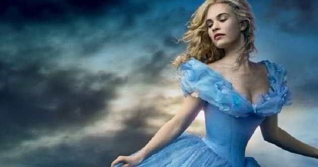 'Cinderela': Disney divulgou mais dois novos pósteres